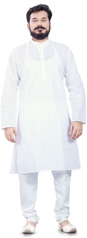 Mayloz Men's Kurta and Pyjama Set