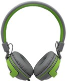 Slanzer SZHN221GY Wired Headset With Mic...