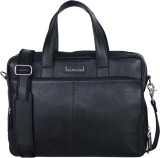 Justanned 14 inch Laptop Tote Bag (Black...