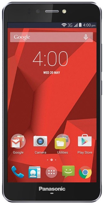 Panasonic P55 Novo (Midnight Blue, 16 GB)(3 GB RAM)