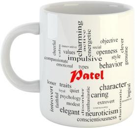 Emerald Good Personality for Patel Ceramic Mug(350 ml)