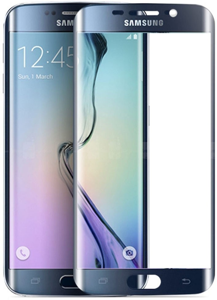 STYLECLUES Tempered Glass Guard for SAMSUNG Galaxy S6 Edge