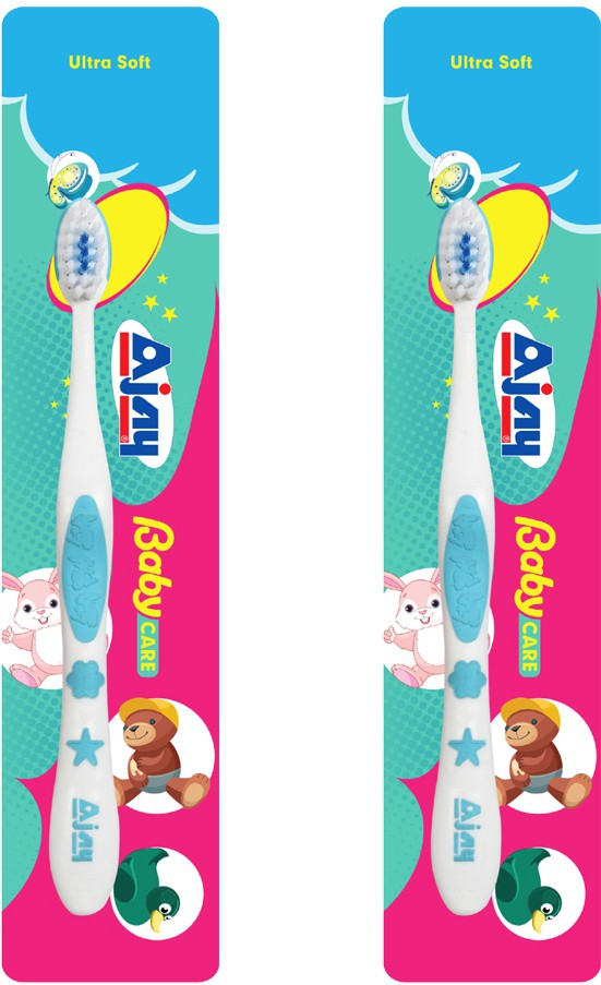 Ajay BABY CARE Pack Of 2(Multicolor)