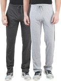 Wake Up Competition Solid Men's Grey Tra...