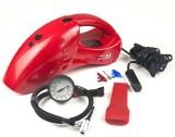 Auto Hub C-6023R Car Vacuum Cleaner (Red...