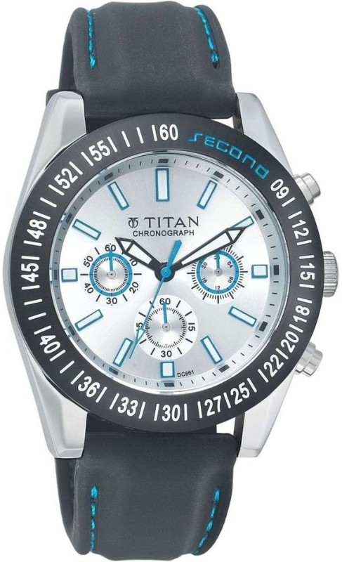 Titan 9491KP03J Analog Watch For Men