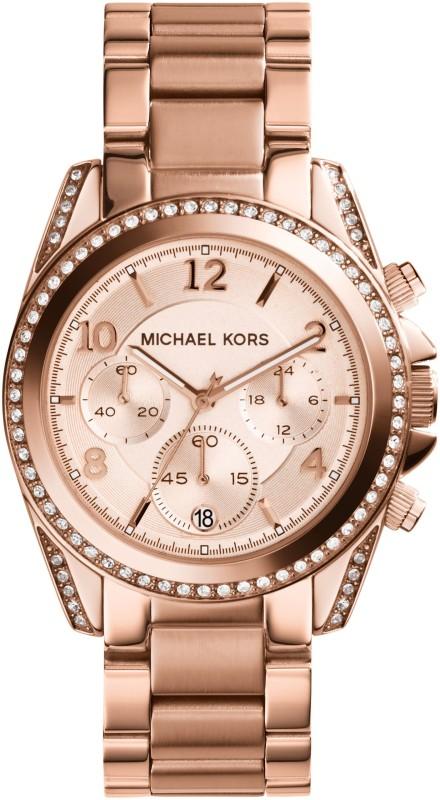 Michael Kors MK5263 Analog Watch For Women WATEQKFBBKUJ2HUD