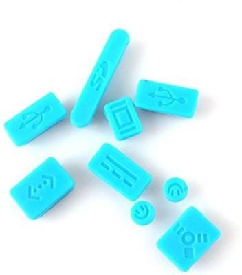 PASHAY USB Blue Anti-dust Plug(Laptop Pack of 9)