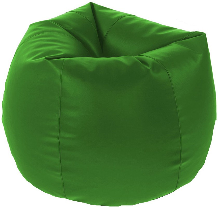 View Kainaat Fashion XL Bean Bag Cover(Green) Furniture (Kainaat Fashion)