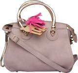 ILU Hand-held Bag (Grey, Gold)