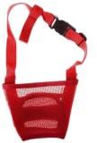 Futaba Small Strips Dog Muzzle (Red)