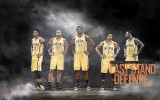 AnanyaDesigns Wall Poster Indiana Pacers...