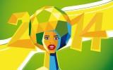 AnanyaDesigns Wall Poster Fifa World Cup...