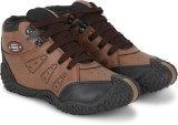 Pasco Dual Toned Lace Up Outdoors, Boots...