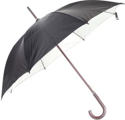 Sun Brand Reporter - Rose Wood Finish Umbrella(Black Silver)