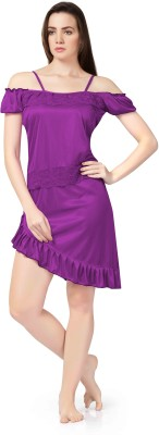 Bailey Solid Babydoll at flipkart