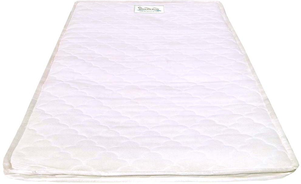 View Woolen Plus WPM521 2 inch Double Cotton Mattress(Cotton) Furniture (Woolen Plus)
