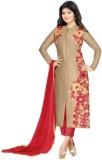 Vaidehi Fashion Cotton Embroidered Salwa...
