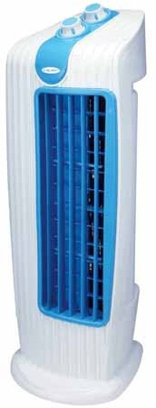 View Galaxy Robot 35 Blade Tower Fan(Persian Blue, Peppy RED, Black) Home Appliances Price Online(Galaxy)