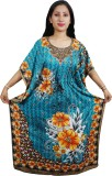 Indiatrendzs Printed Viscose Women's Kaf...