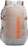 Skybags 17 inch Laptop Backpack (Grey)
