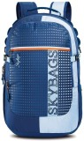 Skybags 17 inch Laptop Backpack (Blue)
