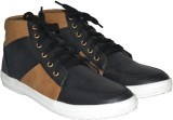 Strive Ankle Casuals (Black)