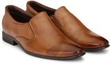 Ferraiolo Slip On (Tan)