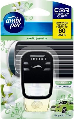 Ambi Pur Jasmine Car Perfume Liquid(7.5 ml)