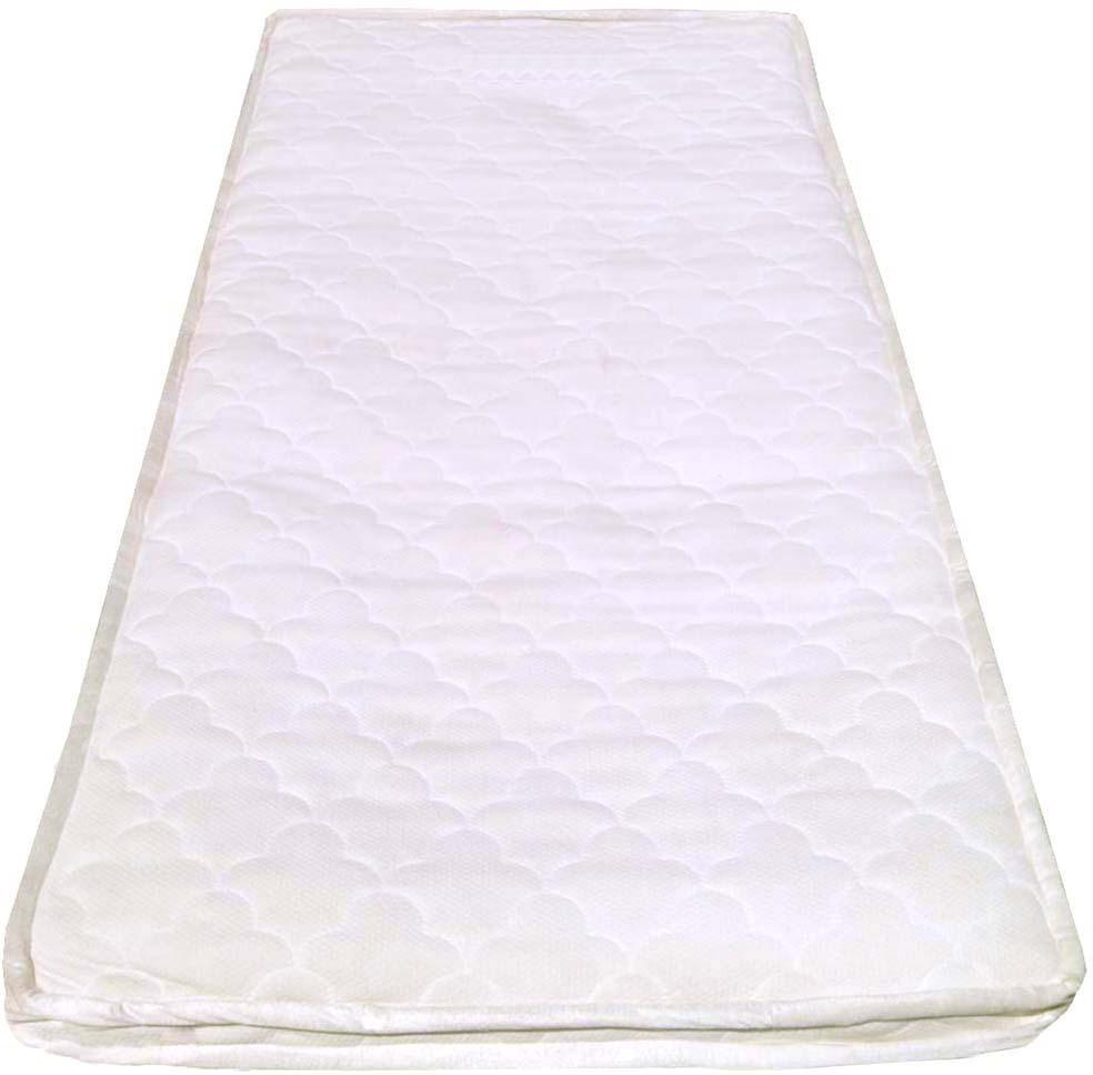 View Woolen Plus Foam Free Mattress 2 inch Single Cotton Mattress(Cotton) Furniture (Woolen Plus)