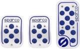 Sparco Anti Slip 3D Dot Kit Set Of 3-BLU...