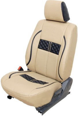 auto classic PU Leather Car Seat Cover For Maruti Swift(5 Seater, 2 Back Seat Head Rests)