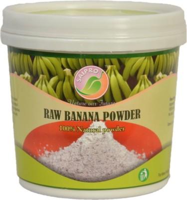 SAIPRO Raw Banana Powder Energy Drink(400 g Pack of 1)