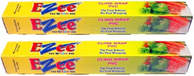 Ezee Cling Film Shrinkwrap 30 Mtr 12 Inches Width Pack Of 2 Shrinkwrap(Pack of 2, 30 m)