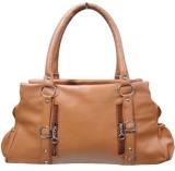 Cottage Hand-held Bag (Tan)