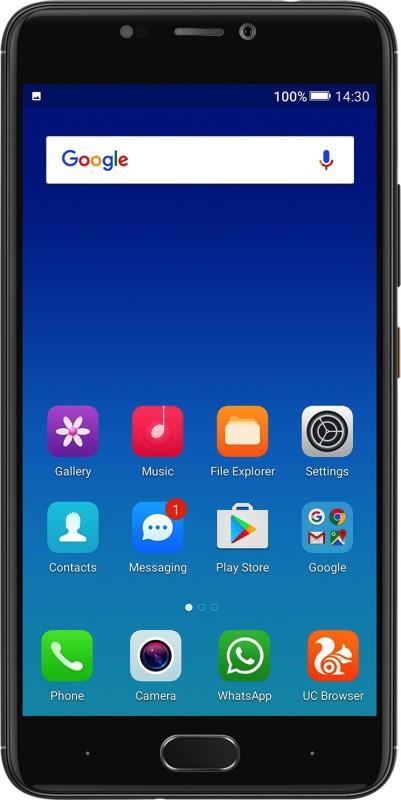 Gionee A1 (Black, 64 GB)(4 GB RAM)