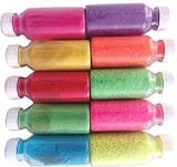 Vardhman Pack of 10 Rangoli Powder (Mult...