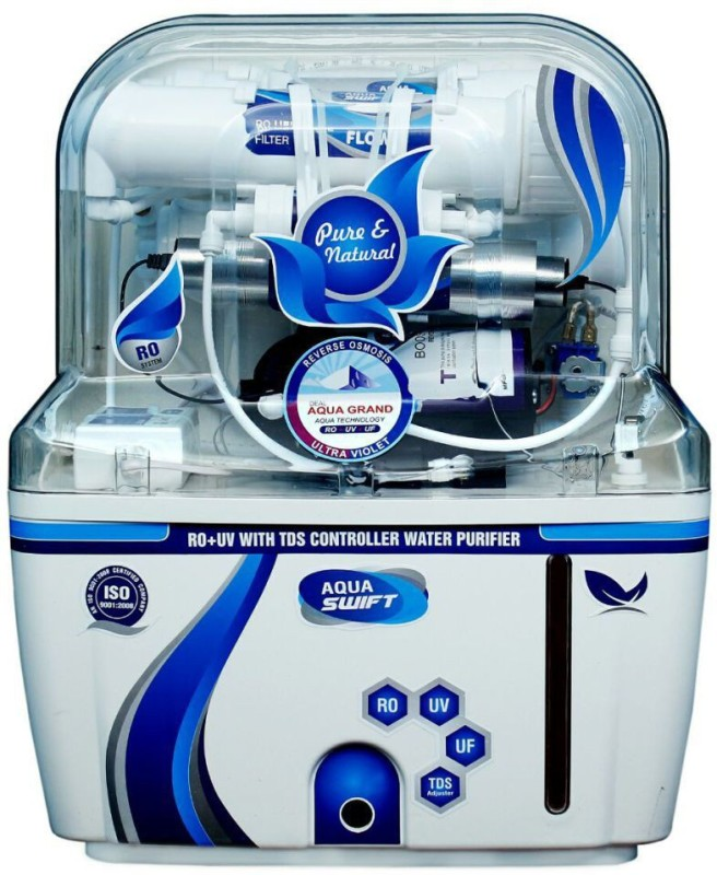 AQUA GRAND AQUA SWIFT Tap Mount Water Filter