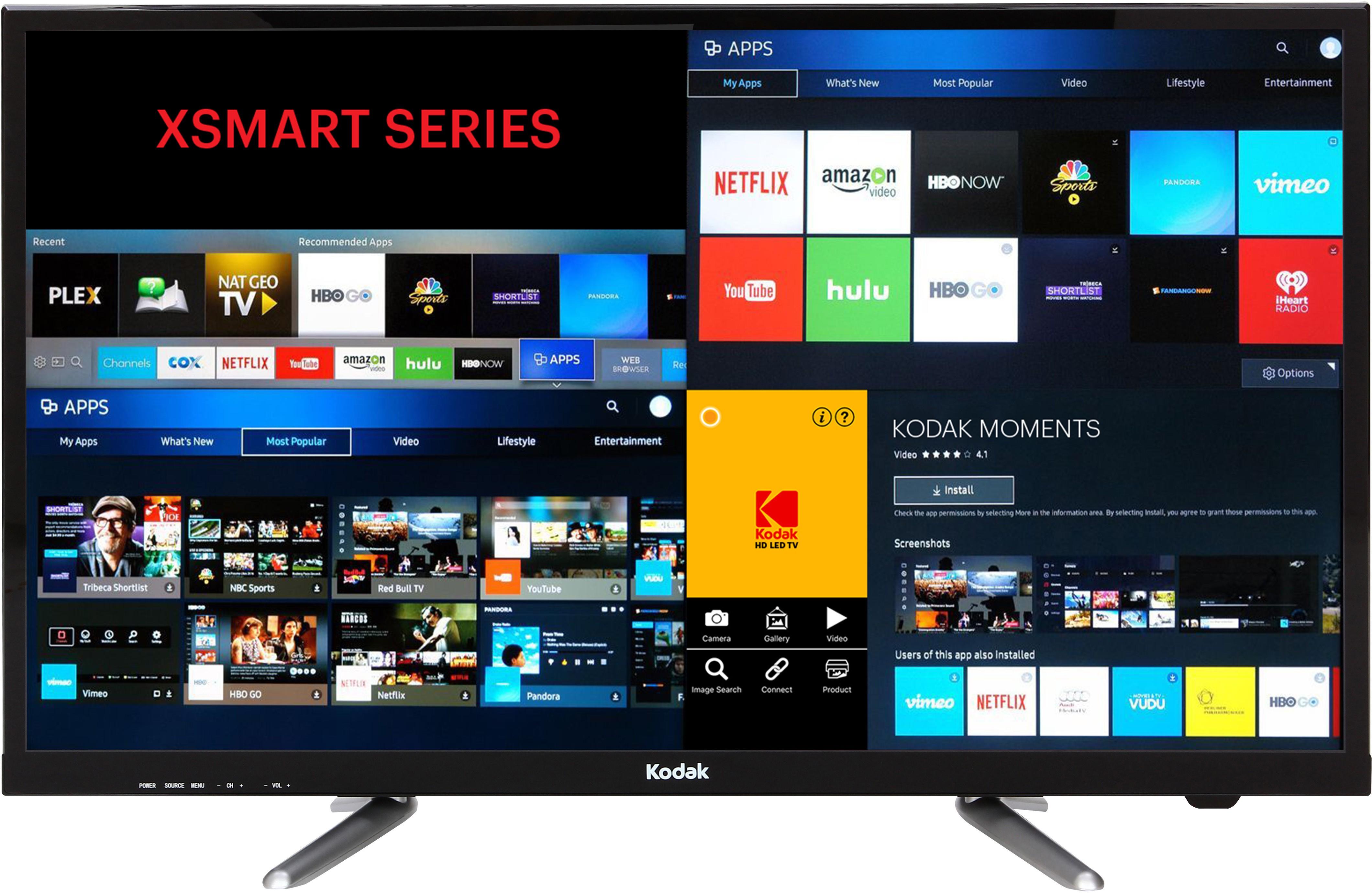 KODAK 32HDXSMART 32 Inches HD Ready LED TV