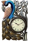 Antique Castle Analog Wall Clock (Multic...