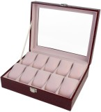 BlushBees 10 Slot Leather Watch Box (Win...