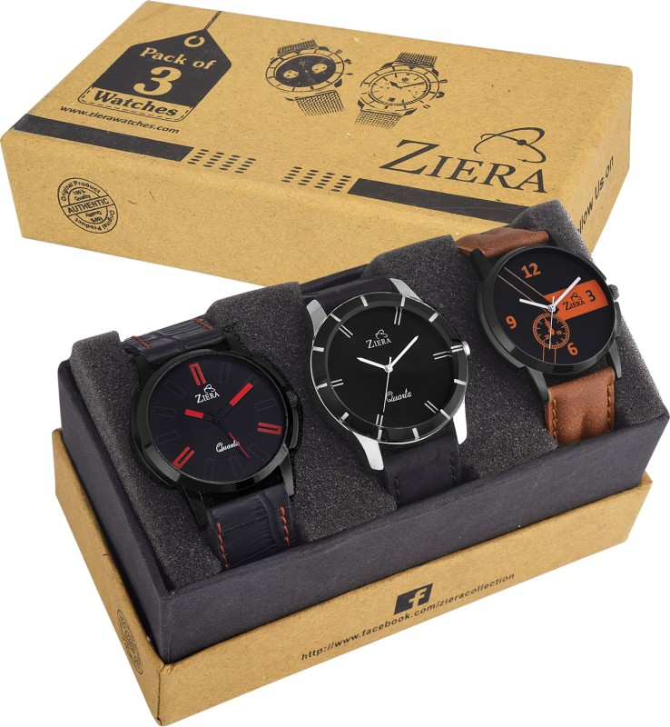 Ziera ZR70081227 Gents Superior Combo Modish Analog Watch Fo