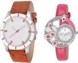 Keepkart Stylish Combo Couple Watches 75...