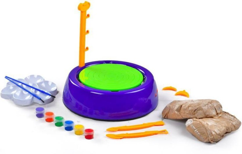 Halo Nation Pottery Wheel Play Kit