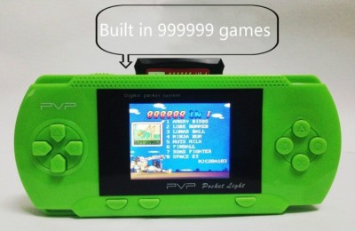 Blue Lotus PVP Station Light 3000 Game Green 0.01 GB with All Digital Games(Green)