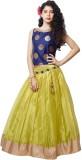 Xomantic Fashion Girls Lehenga Choli Eth...