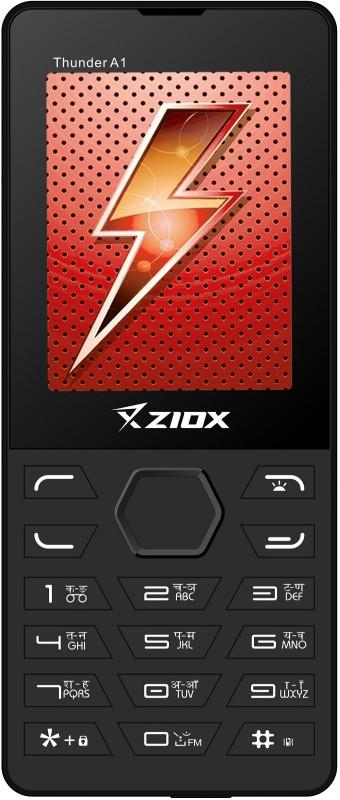 Ziox Thunder A1(Black)