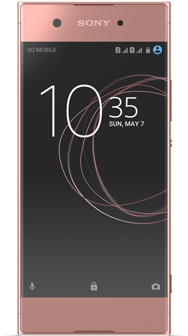 Sony Xperia XA1 (Pink, 32 GB)(3 GB RAM) image