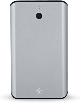 Flipkart SmartBuy 20000 mAh power bank with Free additional 2A Fast Charging cable(Grey, Lithium Polymer)