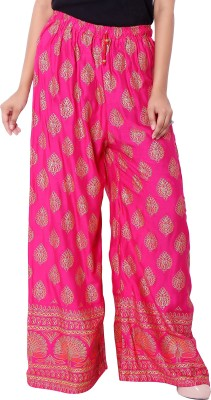 Deeksha Regular Fit Women's Pink Trousers at flipkart